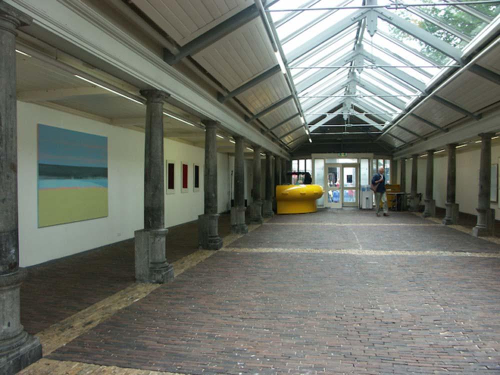 """2005, """"helder weer""""  de Vishal Haarlem met Jan Polak, Helmuth van Galen, Robert Klatser, René van den Bos, Jan Maarten Voskuil, Kees Visser"""