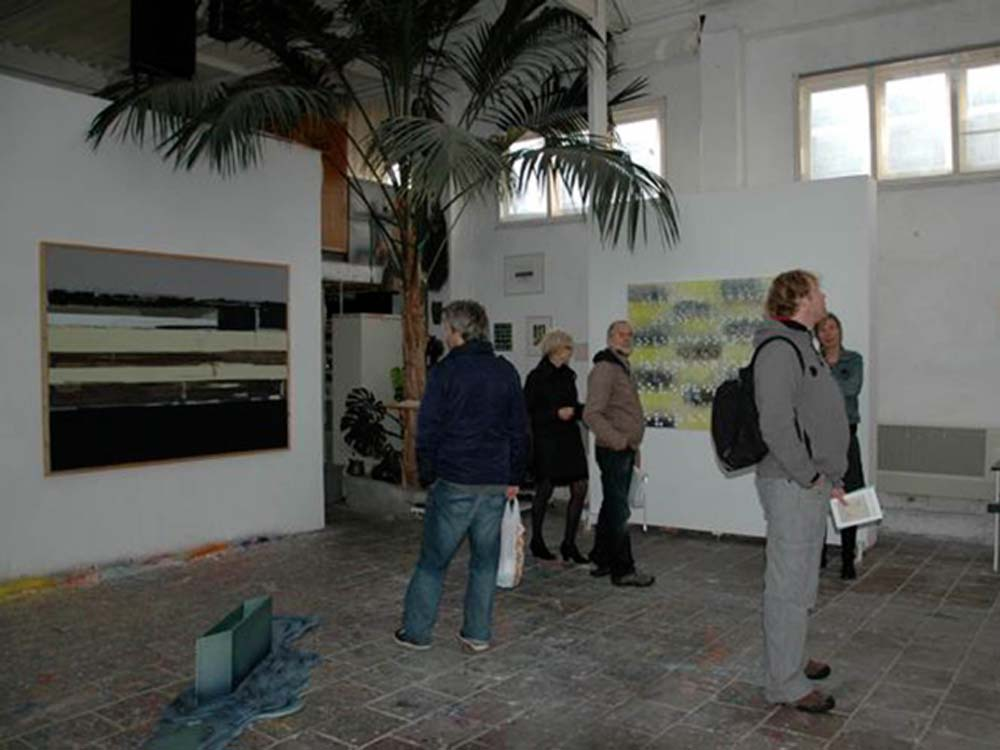 2010 Tentoonstelling Helmuth van Galen, de Palmkas bij Eric de Nie